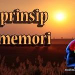 Prinsip Memori