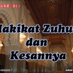 Hadis 31 : Hakikat Zuhud dan Kesannya