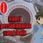 10 Kunci Persahabatan