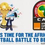 Seimbas Lalu Piala Afrika 2012