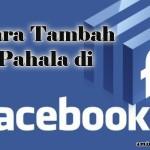 Jom Tambah Pahala di Facebook