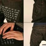Seluar Jeans Komputer Riba