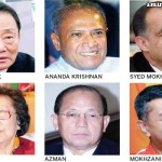 Senarai Orang Terkaya Malaysia 2012
