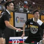 Piala Thomas 2012 – Sasaran Malaysia Ke Separuh Akhir
