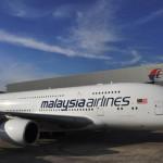 Pesawat A380 Malaysia Airlines Di KLIA