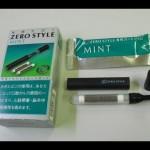 Rokok Tanpa Asap 'Zerostyle Mint'