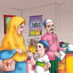 Hikmah Mendidik Anak Memberi Salam