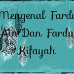 Mengenal Fardu Ain Dan Fardu Kifayah