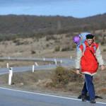 Lelaki 47 tahun berjalan kaki 5,700km untuk tunaikan haji