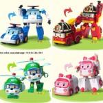 Robocar Poli Toys – Mainan Anak-anak yang Bijak