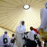 Jemaah Haji Asia Tenggara Diberi Gelang Tangan Kod Bar