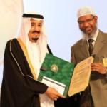 Dr. Zakir Naik Dapat Kewarganegaraan Arab Saudi Dari Raja Salman